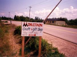 Minuitaqn Craft Shop