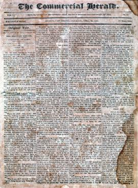 The Commercial Herald April 20, 1850