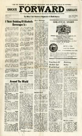 Forward April 20, 1963
