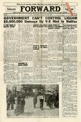Forward May 26, 1945