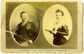 President and Mrs. Theodore Roosevelt